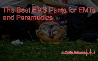 Best EMS Pants for EMTs and Paramedics