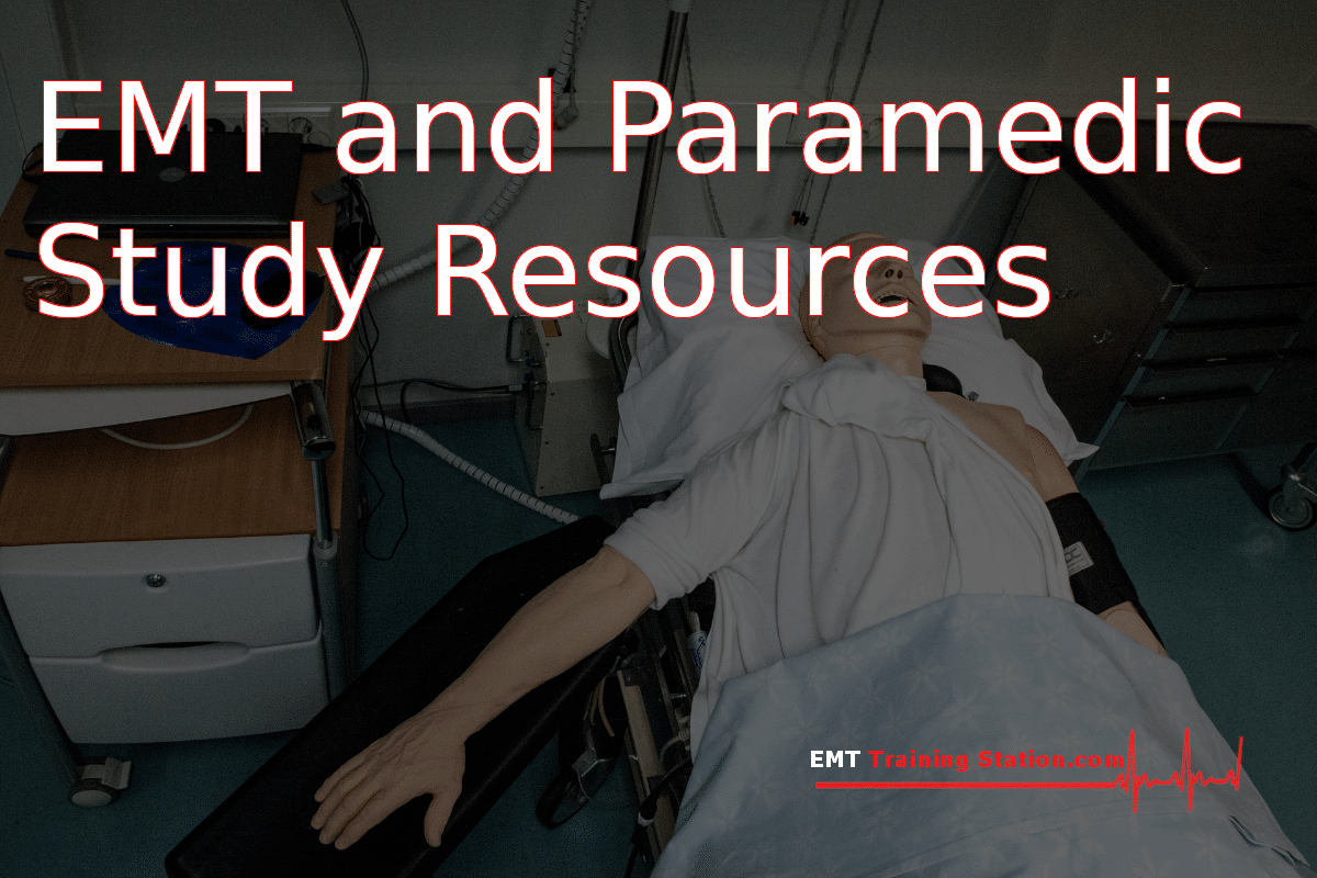 EMT and Paramedic Study Resources